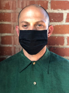 Black Reversible Facemask