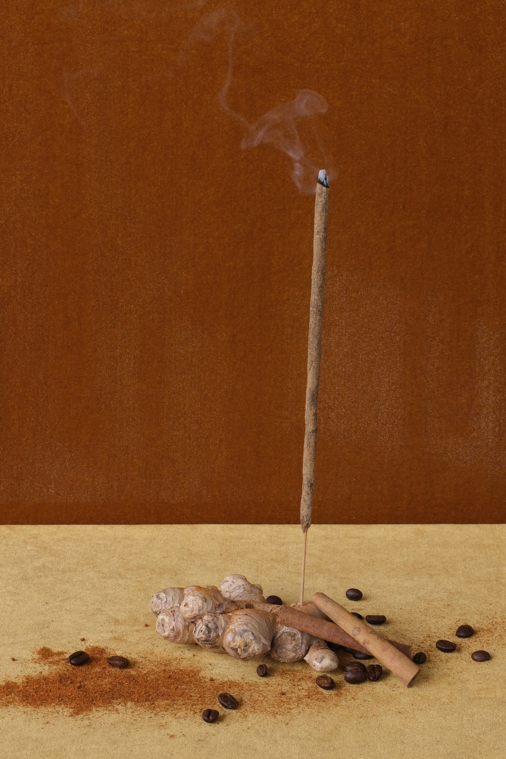 Qi Hand Rolled Incense - Sweet Fire