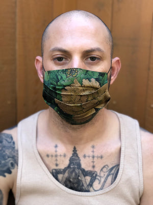 Jungle Reversible Facemask