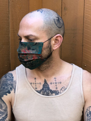 Muddy Thorns Reversible Facemask