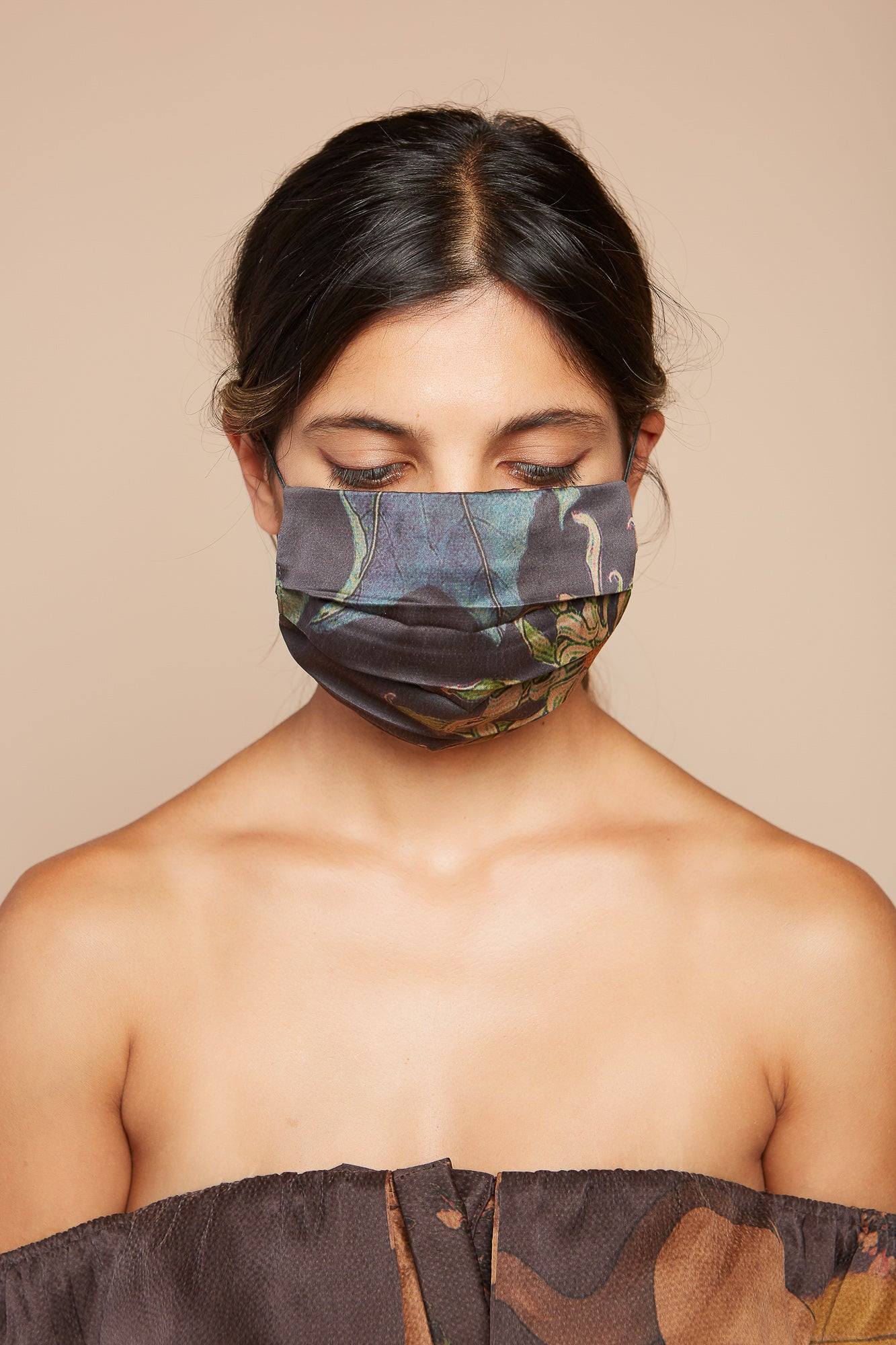 Ivy Reversible Facemask
