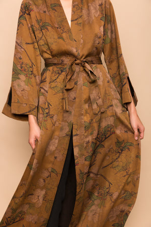 Marigold Long Robe