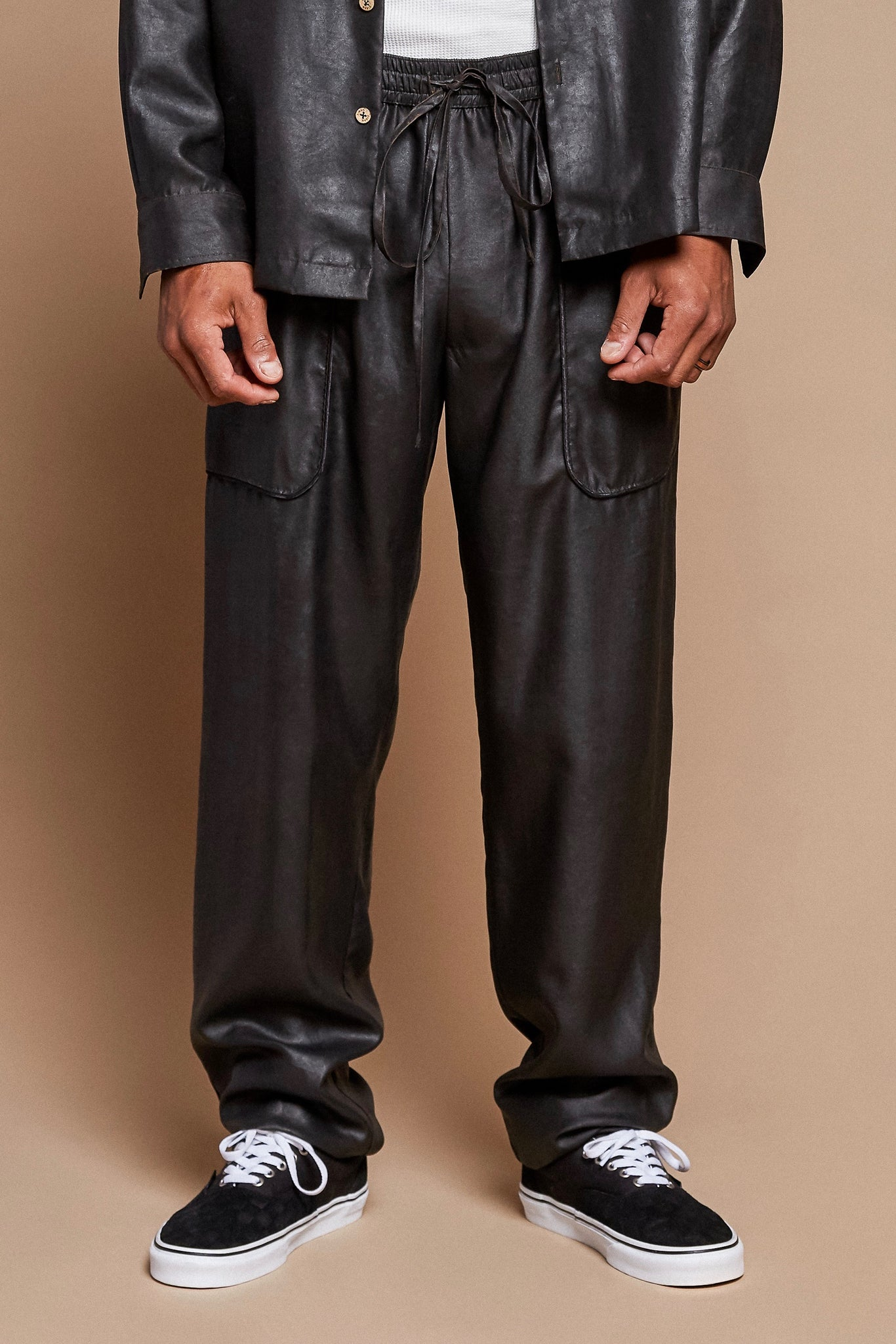 Black Water Lounge Pant