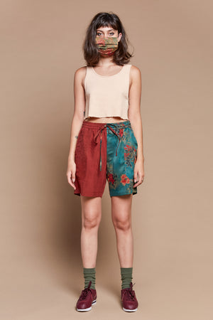 Muddy Thorns Half + Half Lounge Short