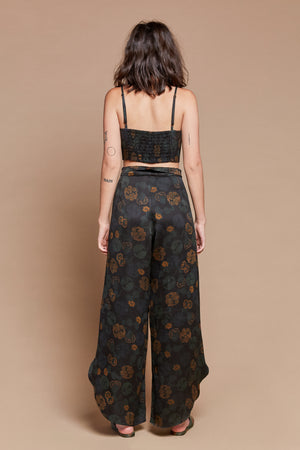 Imperial Clouds Petal Pants