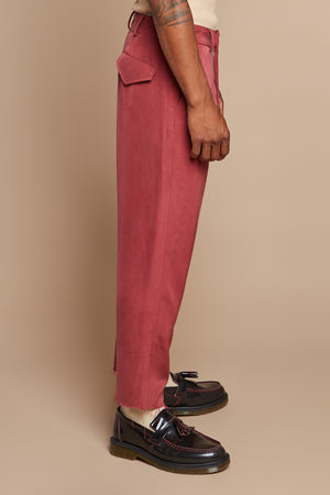 Berry Drop Crotch Pant