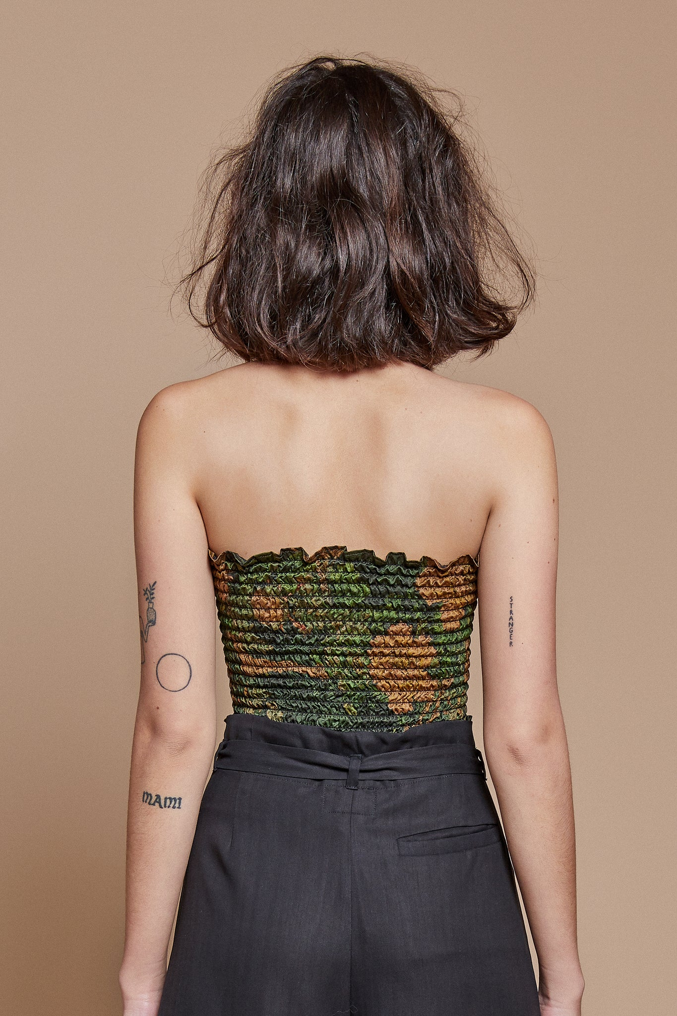 Jungle Tube Top