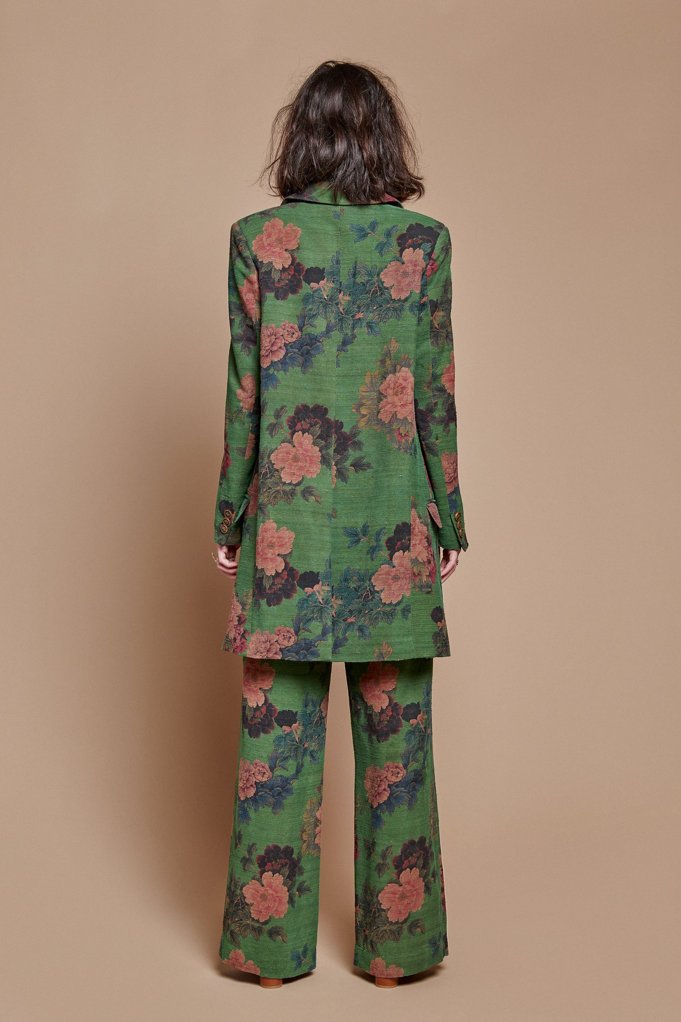 Kelly Greenery Coat