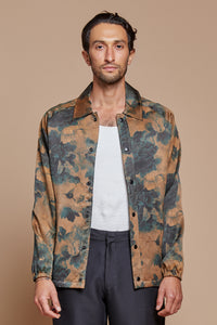 Blue Porcelain Coaches Jacket