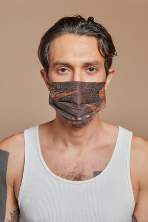 Lovers Crane Reversible Facemask