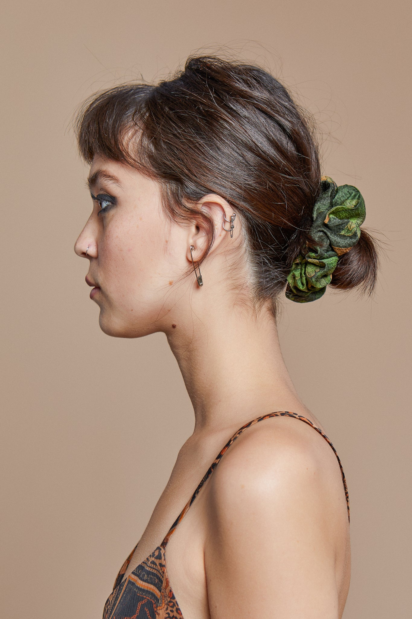 Jungle Scrunchie