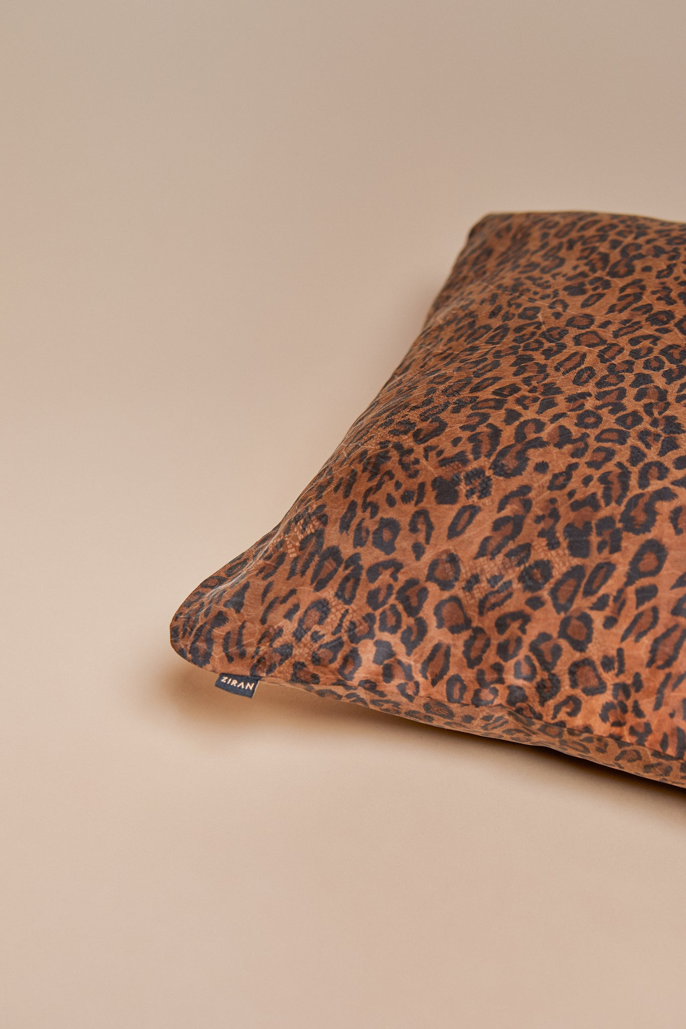 Leopard Throw Pillowcase