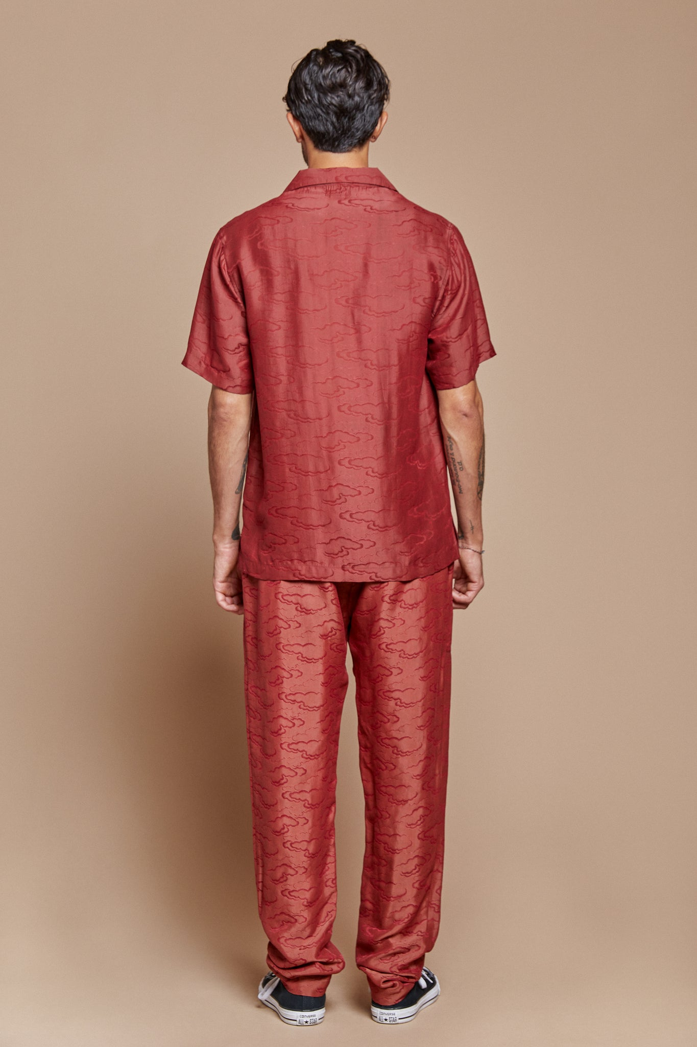 Red Clouds Lounge Pant