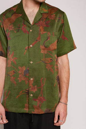 Ugo Short Sleeve Camp Collar