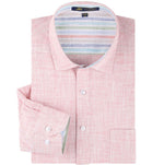High quality Linen  Shirts Long Sleeve  Casual dress shirt