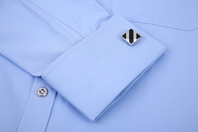 French Cufflinks Long sleeves Shirts