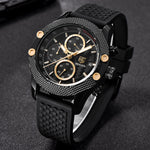 Sport Chronograph Fashion Watches