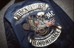 Motorcycle Luxury Jackets( Stock riders)