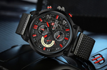 Casual Sport Military  Wristwatch