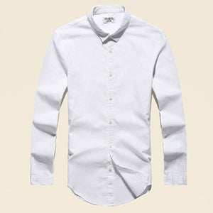 Linen Long Sleeve Flax dress shirt