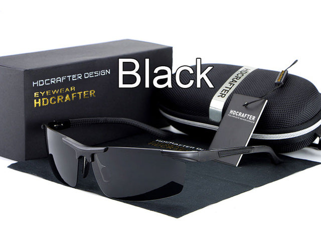 Night vision glasses professional driving sun glasses