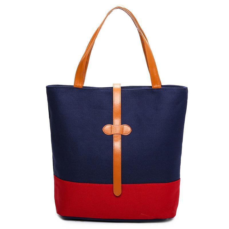 Urban_Casual Canvas Handbags