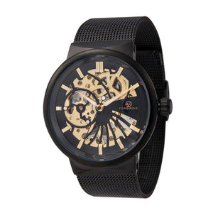 TOP BRAND LUXURY MECHANICAL SKELETON WATCH
