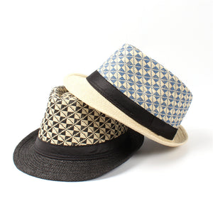 Summer Straw Hat ( Unisex)
