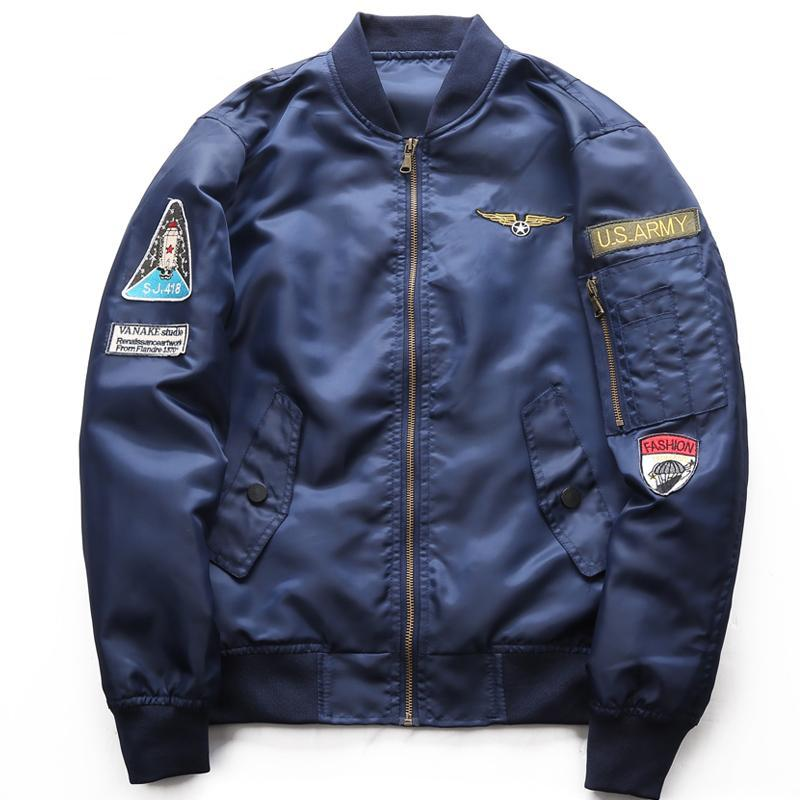 MA1 Air Force Bomber Jacket