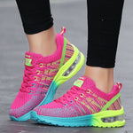 Air Mesh Shoes Athletic Woman