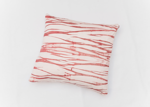 Latu Pillow: Pink Salt