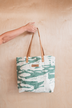 RefuSHE x Sandstorm Tote Bag: Fern