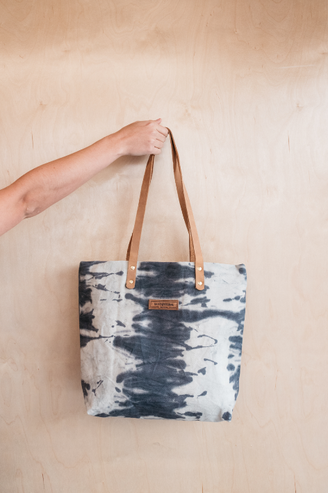 RefuSHE x Sandstorm Tote Bag: Charcoal