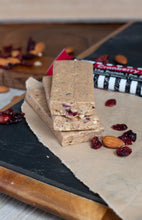 Cranberry Almond: Inside-Out Pre & Probiotic Protein Bar (12 Bars)