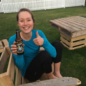 Courtney Rennie Goodbuzz Kombucha