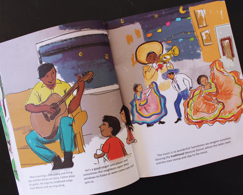 Local author, illustrator explore migrant workers' lives through children's book