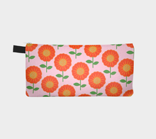 Load image into Gallery viewer, Flower Power Pencil Case
