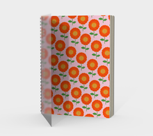 Load image into Gallery viewer, Flower Power Notebook