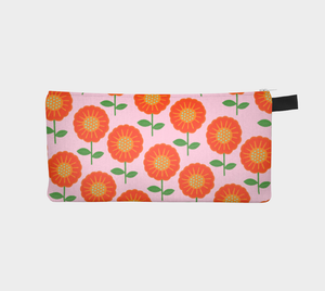 Flower Power Pencil Case