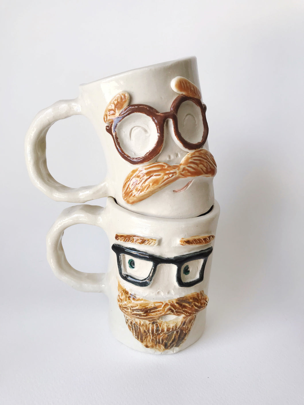 Custom Portrait Mug! (or Mug Mug)