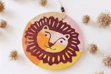 Load image into Gallery viewer, Brave Lion Ornament