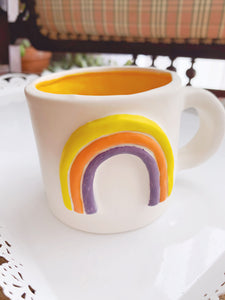 Warm Colors - 14 oz Rainbow Mug