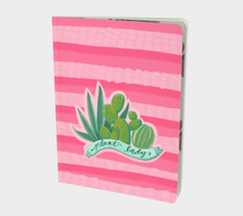 Load image into Gallery viewer, Plant Lady Notebook