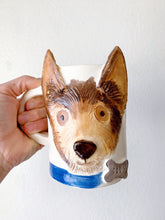 Load image into Gallery viewer, Custom Portrait Mug! Last day to order Nov 15!