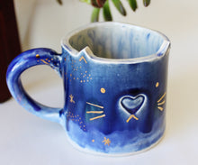 Load image into Gallery viewer, Space Kitty Cat Coffee Mug