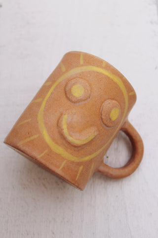 Happy Sunshine Ceramic Coffee Mug