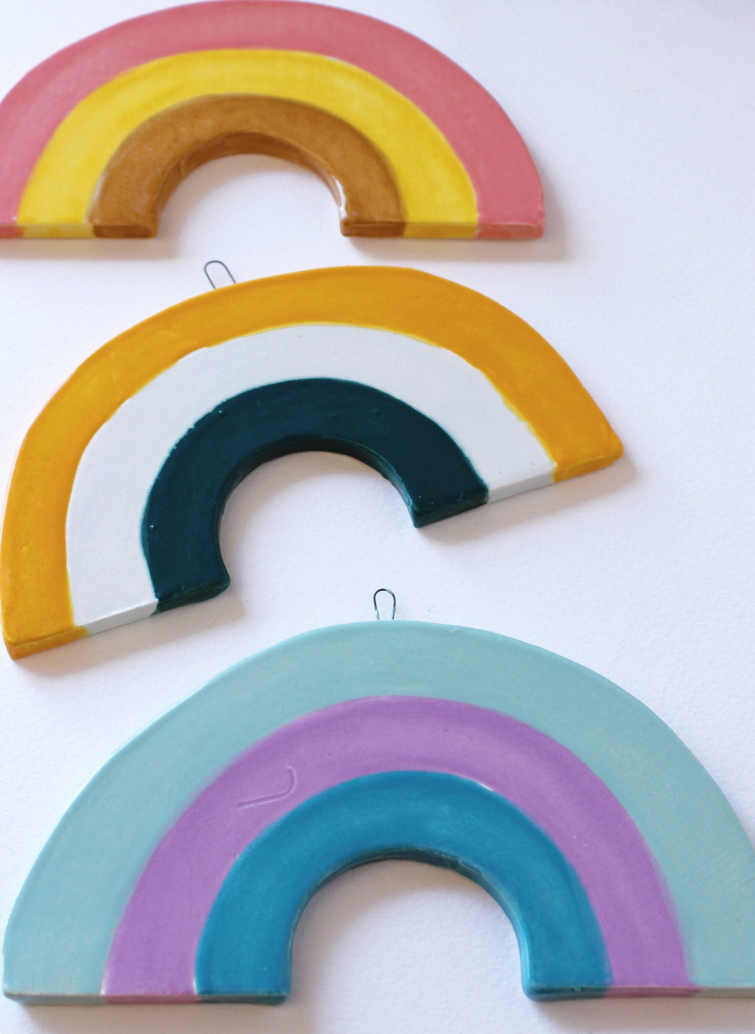 Rainbow Wall Hangings for Kid's room decoration
