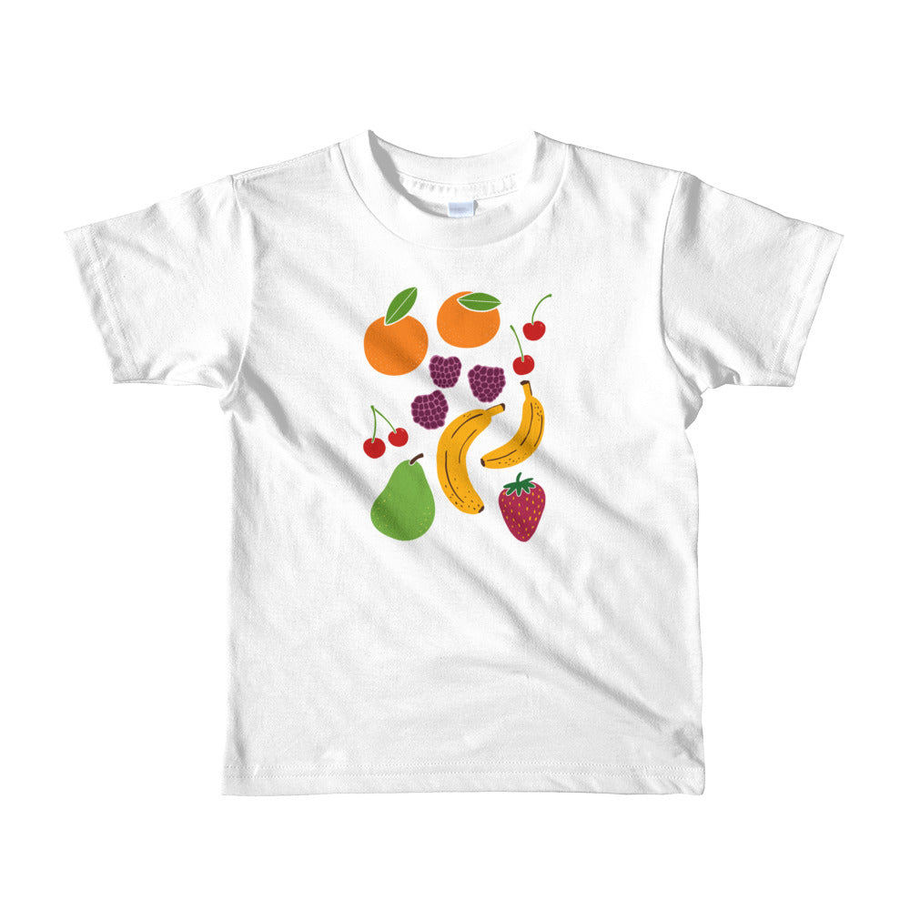 Cutie Fruity short sleeve kids t-shirt