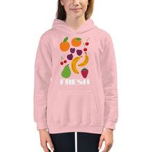 Load image into Gallery viewer, Fresh Fruit - Kids Hoodie