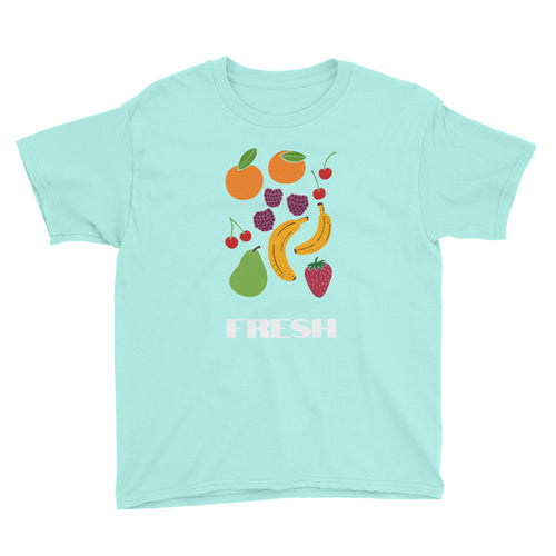 Fresh Fruit Kid's Shirt